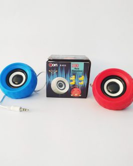 Mobile & Computer Chargeable Speaker with Aux